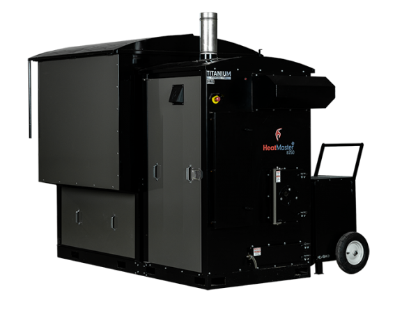 B250 outdoor furnace from HeatMasterss