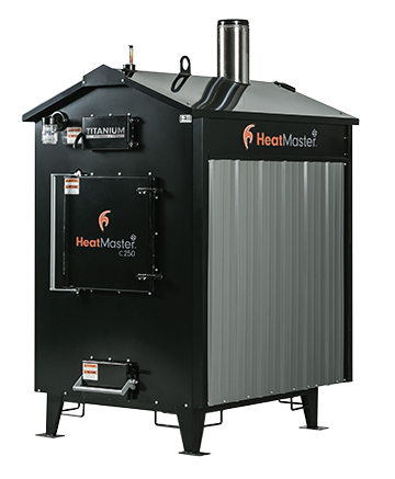 C250 outdoor furnace from HeatMasterss