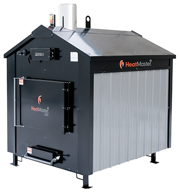 C800 outdoor furnace from HeatMasterss