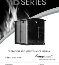 HeatMaster B Series Owners Manual