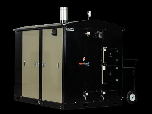 HeatMasterSS B500 biomass furnace