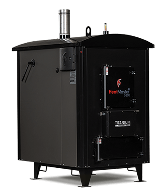 G200 outdoor furnace from HeatMasterss