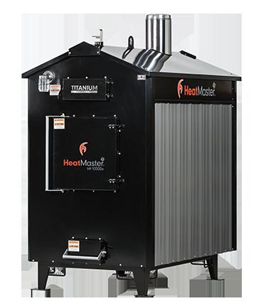 MF 10000e outdoor wood furnace