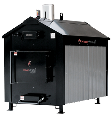 MF 20000e outdoor wood furnace