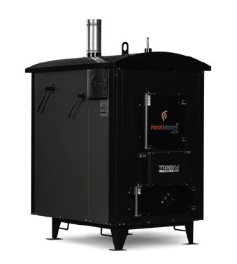 HeatMaster G200 outdoor wood furnace