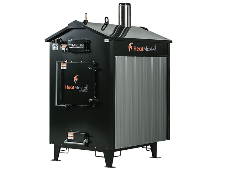 MF5000e outdoor furnace from HeatMasterss