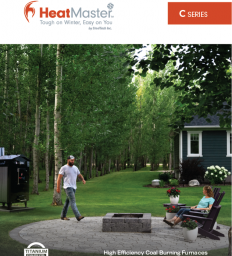 HeatMaster C Series Brochure Cover