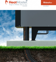 HeatMaster Rhinoflex Brochure Cover