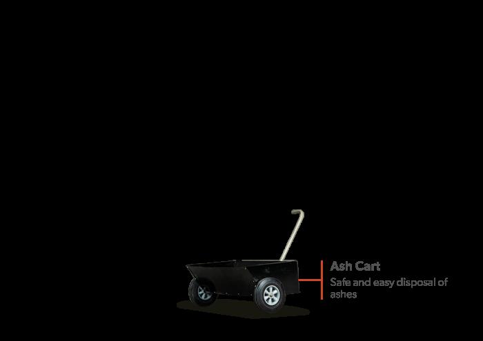 ash cart