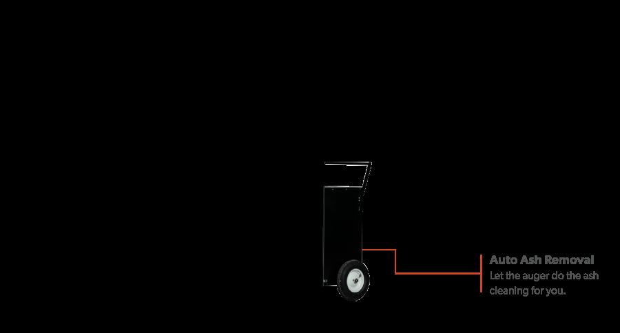 b500 ash cart