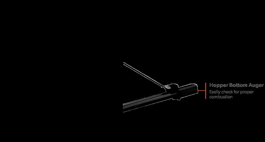 b500 hopper bottom auger