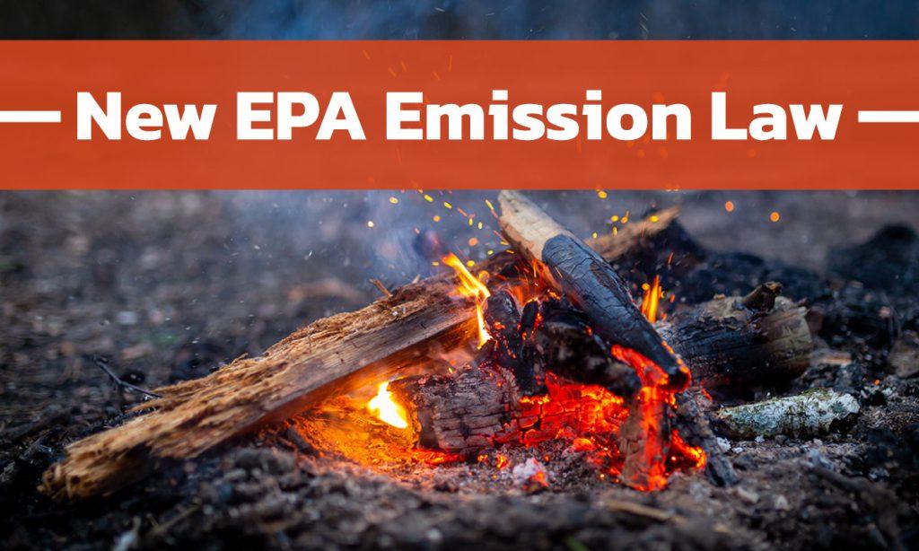 New E.P.A. Emission Law