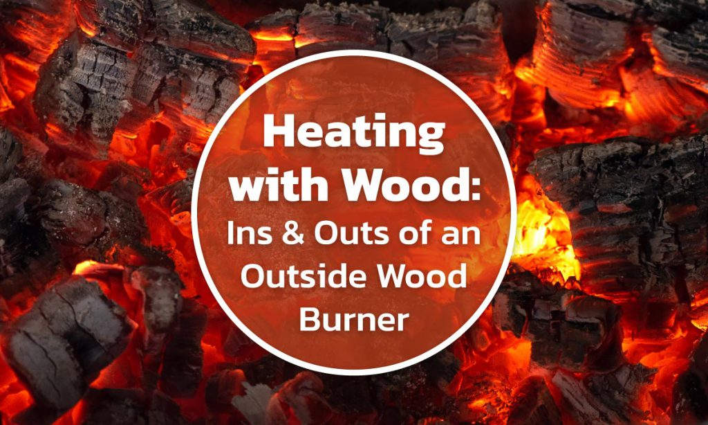 Heating with Wood Option C