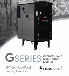G series owners manual cover