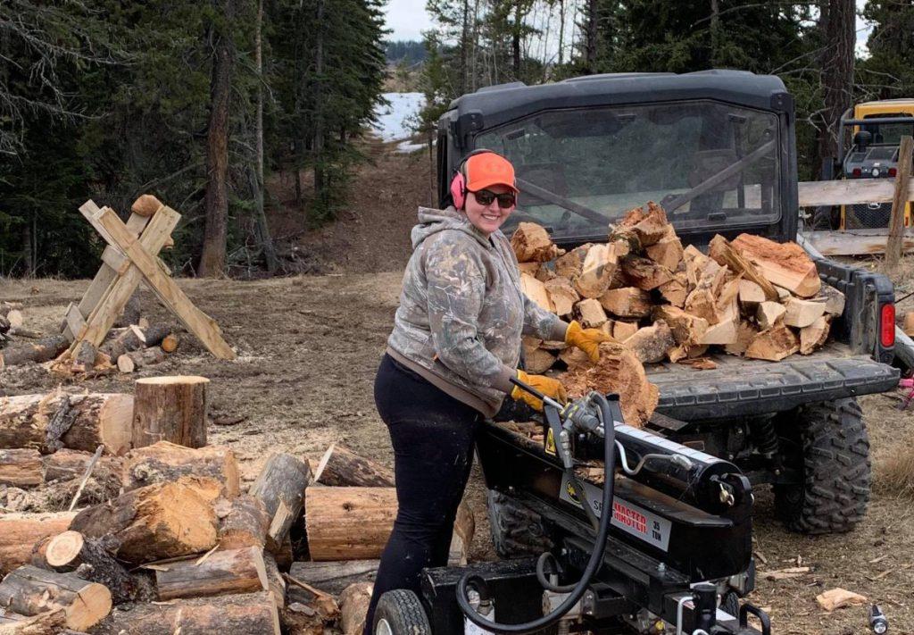 Zell Wood Splitter